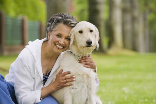 Cani adatti alle persone anziane