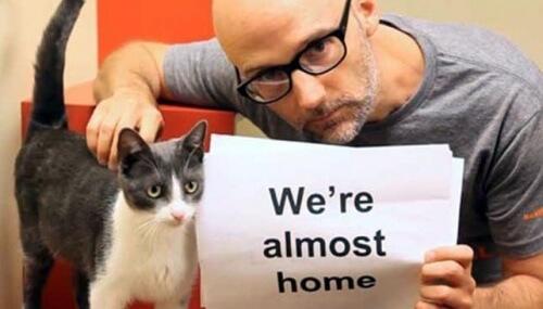 Il musicista Moby donerà una parte del suo reddito agli enti per la protezione degli animali