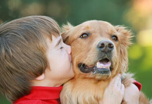 bambino-bacia-cane