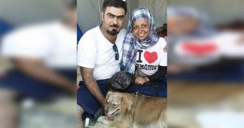 I profughi siriani lasciano tutto, ma non gli animali domestici