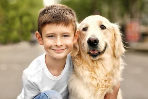 Le razze di cani più adatte ai bambini