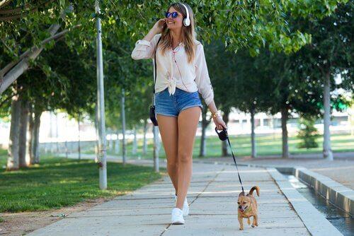 5 motivi per cui i cani meritano delle passeggiate di qualità
