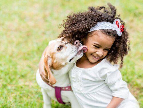 Bambini e cani: come dovrebbero interagire?