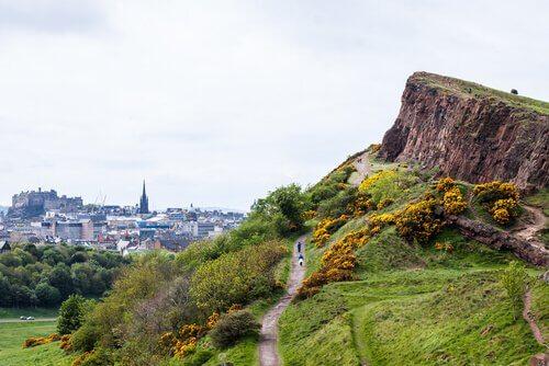 Scozia paesaggio