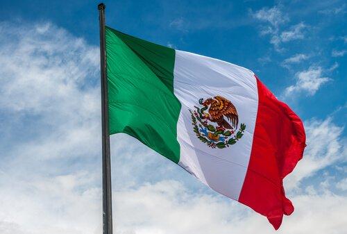 Le più belle bandiere nazionali con animali