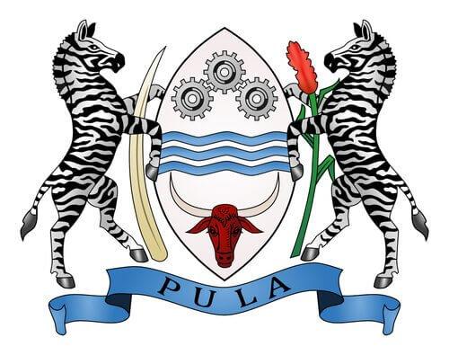 Stemma nazionale del Botswana