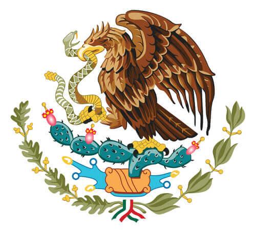 Stemma nazionale del Messico