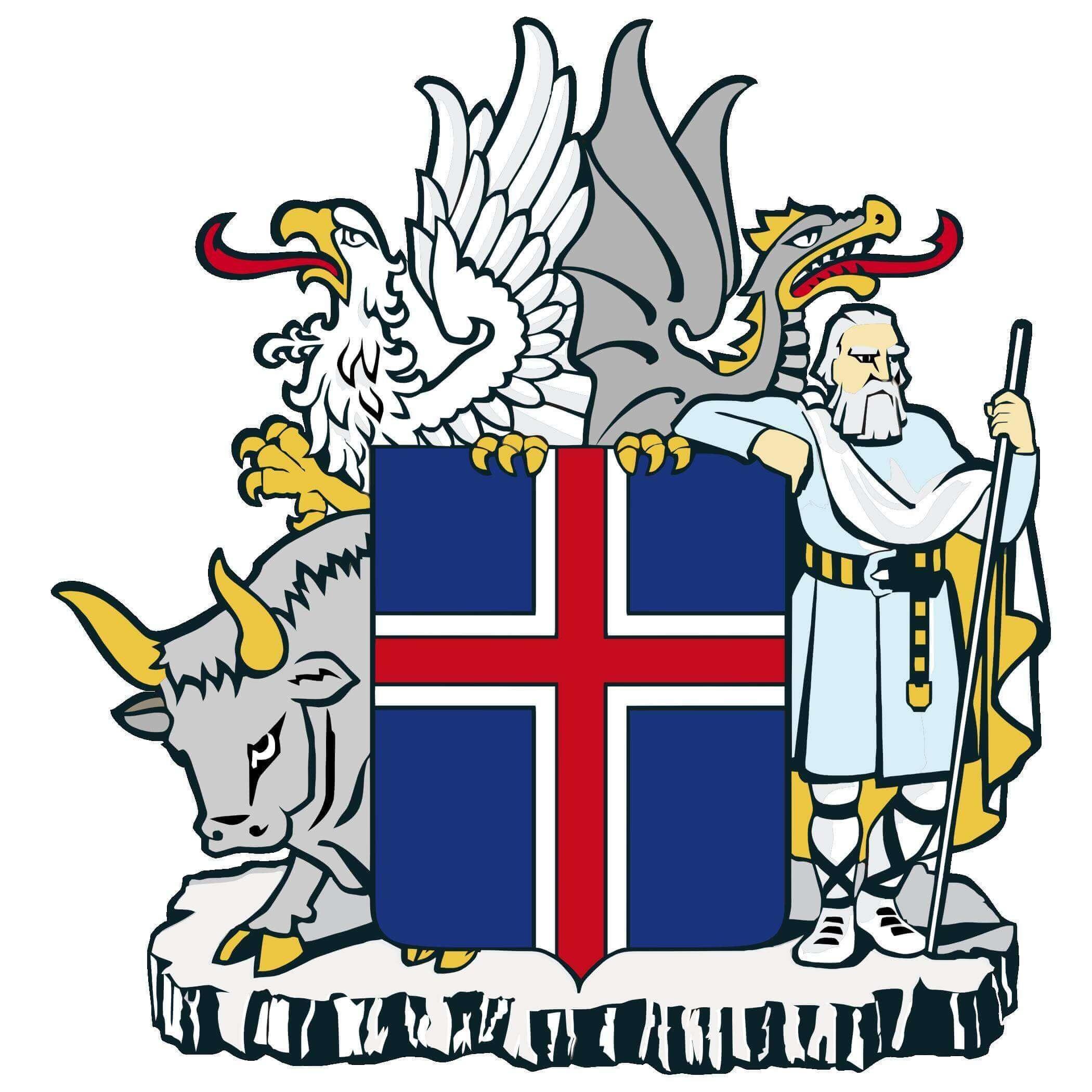 Stemma nazionale dell'Islanda