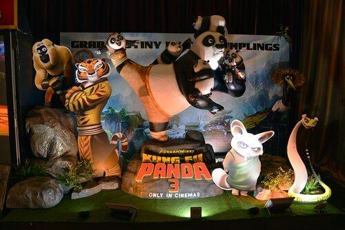 Gli animali di Kung Fu Panda e il loro simbolismo