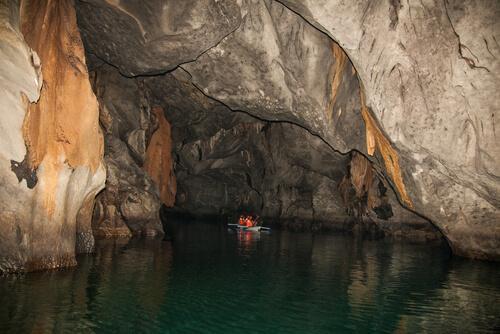 Parco nazionale del fiume sotterraneo di Puerto Princesa