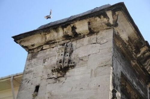 I palazzi per gli uccelli di Istanbul