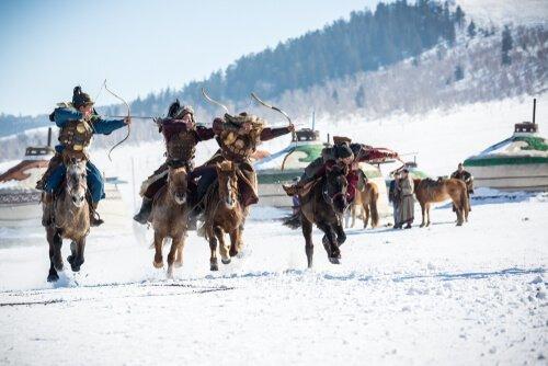 Cavalli Mongolia