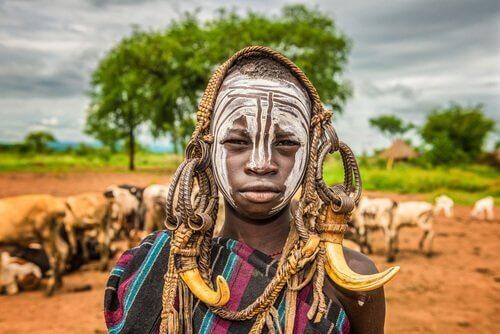 Tribù africana