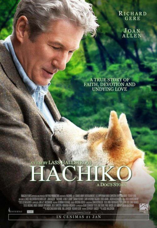 Locandina film Hachiko