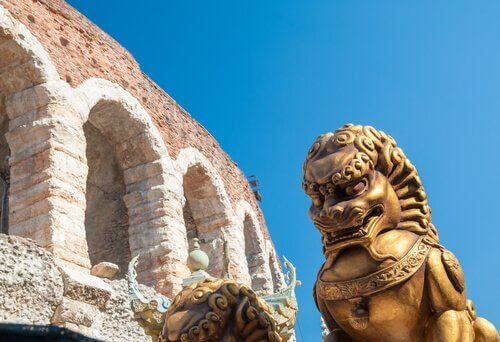 leone e storia