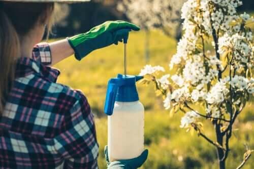 i pesticidi da giardino hanno effetti pesantemente nocivi sulla salute canina