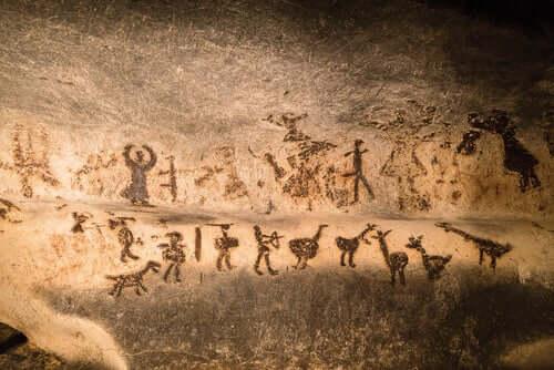 Pitture rupestri del neolitico
