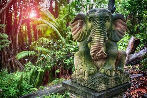 Divinità elefante