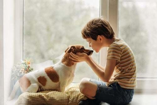 I baci al cane ai tempi del coronavirus