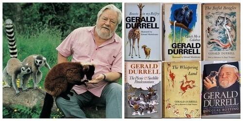 Gerald Durrell: un meraviglioso divulgatore e amante della natura