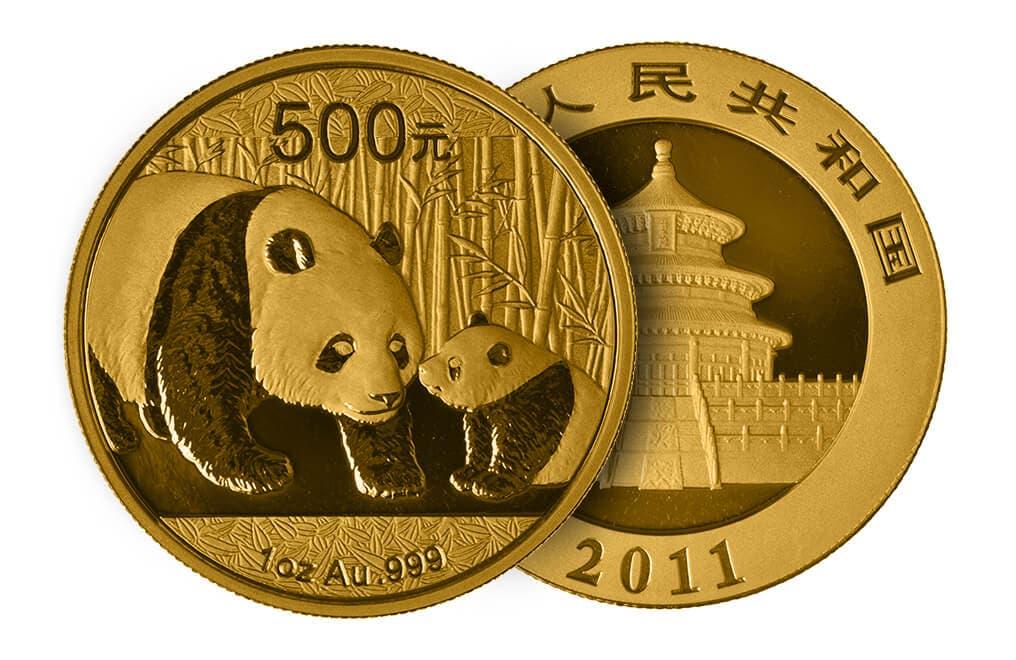 tra gli animali raffigurati su monete, il panda è uno tra i più ricercati