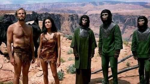 Il pianeta delle scimmie compie 50 anni