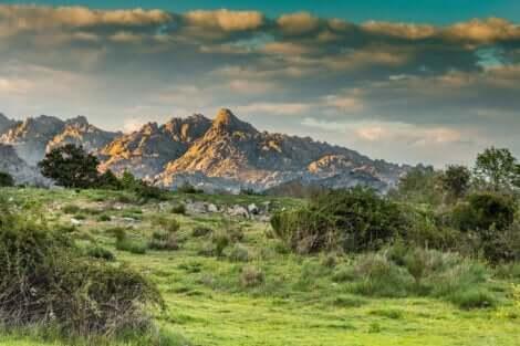 Parco nazionale di Guadarrama.